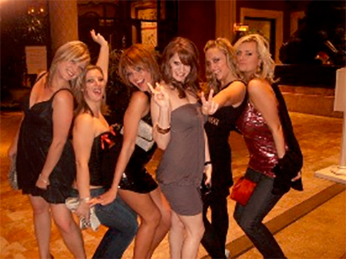 meeting women in vegas