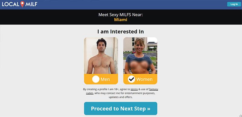 LocalMilf.com Review