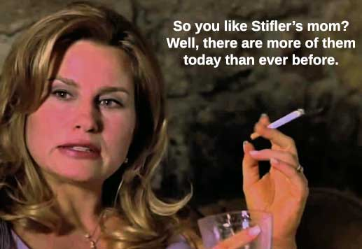 stilfer's mom