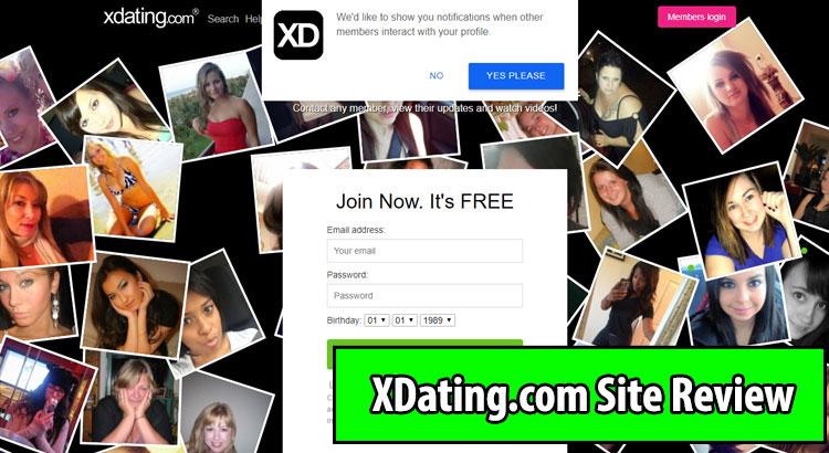 XDating.com Homepage